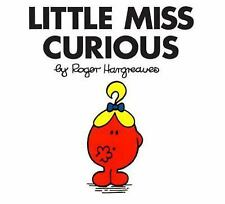 Little Miss Curious (Mr. Men and Little Miss) Hargreaves, Roger Paperback