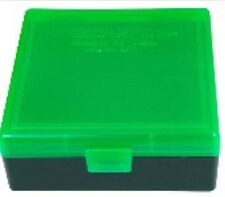 BERRY'S AMMO BOXES 100 Ed 30 32 S&W 32 H&R 38 357 Mag 003 1 Zombie Green/black