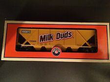 Lionel 19364 Milk Duds Quad Hopper from Hershey's Series New in Box!