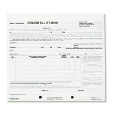 Rediform Snap A Way Bill Of Lading Forms - 44301