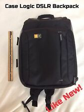 Case Logic DSLR BackPack - Great Overall Condition