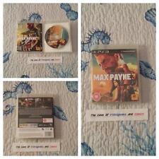 Max Payne 3 - Playstation 3 PS3 ITA PAL