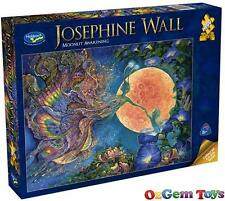 Holdson Jigsaw Puzzle 1000 Piece Moonlit Awakening by Josephine Wall
