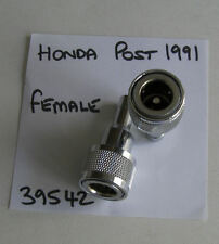 HONDA OUTBOARD FUEL LINE FITTING 3/8 TANK QUICK CONNECTOR, CODE  PAT 39542