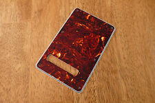 TREMOLO COVER 4 PLY BROWN TORTOISE SHELL LEFT HANDED FOR STRATOCASTER