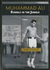 GRENADA 2016 MUHAMMAD ALI  'RUMBLE IN THE JUNGLE'   SOUVENIR SHEET  MINT NH