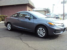 Honda: Civic LX