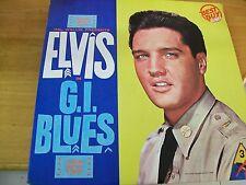 ELVIS PRESLEY G.I. BLUES  LP MINT--  RCA AYL1 3735 USA