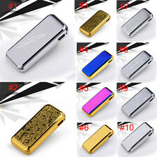 New USB Cigarette Cigar Electronic Lighter Rechargeable Flameless Windproof Gift