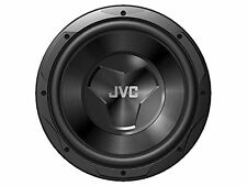 New JVC CS-W120 1000W 12-Inch Single 4 ohm Car Stereo Audio Subwoofer-Set of 1