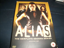 **Alias The Complete Second Seres Rated 15 Good Condition**