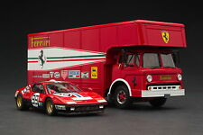 Exoto43 Ferrari Racing Car Transporter / 1:43 / #EXO0001