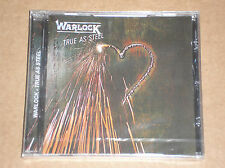 WARLOCK (DORO) - TRUE AS STEEL - CD SIGILLATO (SEALED)