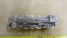 1985 Franklin Mint The World's Greatest Locomotive Pewter Train engine older 80s
