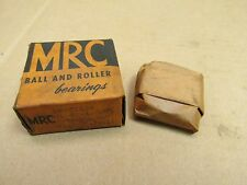 NIB MRC 102KSZZG BEARING RUBBER SEALED w/ SNAP RING 102K SZZG 6002 2RS 15x32x9mm