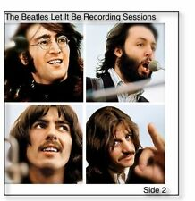 The Beatles Let It Be Get Back Recording Sessions 2CD Set