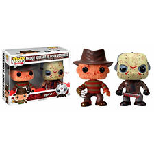 HORROR FREDDY & JASON BLOODY 2-PACK FUNKO POP! VINYL FIGURE
