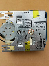 Washer timer Whirlpool, Ropper part number 3430177