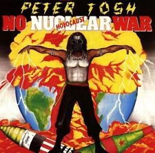 NEW CD Album Peter Tosh - No Nuclear War (Mini LP Style Card Case)