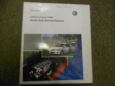 2008 VW Routan Body Electrical System Service Training Self Study Program Manual