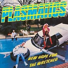 Plasmatics - New Hope For The Wretched [LP] (Opaque Yellow, limited to 1500) NEW