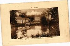 CPA  Malesherbes - L'Essonne et le Moulin de Mirbeau (227576)