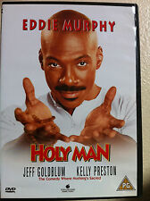 Eddie Murphy Jeff Goldblum Kelly Preston HOLY MAN | 1998 Family Comedy | DVD