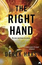 The Right Hand, Haas, Derek, New condition, Book