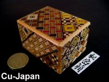 Japanese Puzzle Box - 2 Sun 7 Moves/Steps - Koyosegi
