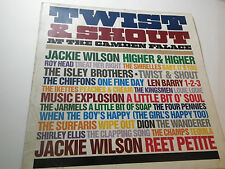 TWIST AND SHOUT AT THE CAMDEN PALACE  JACKIE WILSON DION JARMELS CHIFFONS CHAMPS