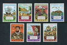 Angola Cape Verde Macao 4th Centenary of the Lusiads by Luiz Camoens 1972 x19309