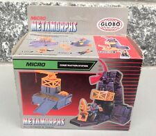 Transformers  TAKARA Clone Rare 80S Metamorphs Micro Construction Station Nib