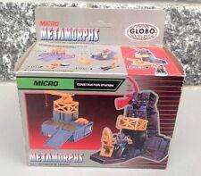 Transformers  TAKARA Clone Rare 80S Metamorphs Micro Construction Station Nib