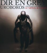 DIR EN GREY UROBOROS CD + DVD DELUXE NEW SEALED AT NIPPON BUDOKAN FREE UK POST
