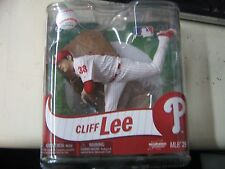 SERIES 29 MLB CLIFF LEE PHILLIES McFARLANE...BRAND NEW AWESOME