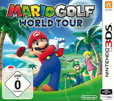 Mario Golf World Tour-Nintendo 3ds-nuevo & OVP