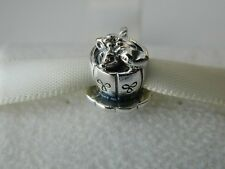 """NEW! AUTHENTIC PANDORA CHARM ENCHANTED MOUSE """"BE MINE"""" #791107"""