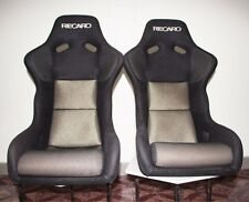 2 RECARO SPG2 SEATS GOLD RARE RACING BEAUTIFUL HONDA PORSCHE AUTO CARS+500$off