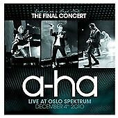 a-ha - Ending on a High Note (The Final Concert Live at Oslo).  2 CD + DVD