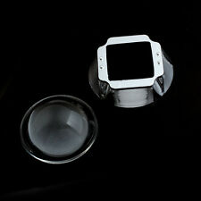 44mm Led Lens Reflector Collimator + 50mm Base Cup for 20W 30W 50W 100W Fad New