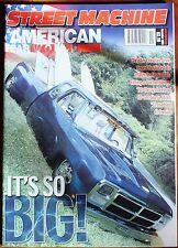 STREET MACHINE & AMERICAN CAR WORLD MAGAZINE NOV 2003. EXCELLENT. UK DISPATCH