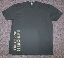 The LEGEND of HERCULES - Movie PROMO T-Shirt size X-LARGE - Promotional