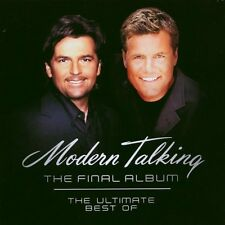 MODERN TALKING 'THE FINAL ALBUM (BEST OF)' CD NEU