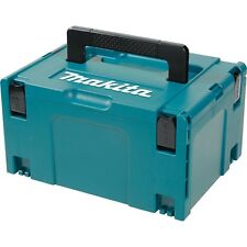 Makita Tools 197212-5 Large Reinforced Interlocking Stackable Tool Storage Case