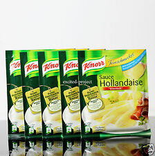 Knorr Hollandaise Sauce Classic Mix for 1.25 Liter / 42.2 fl oz - from Germany