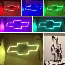 Led Color Changing  Bow Tie, Rgb, Silverado, Halo Chevy Tahoe All Chevys