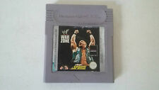 WWF WAR ZONE - NINTENDO GAME BOY - GAME BOY COLOR / ADVANCE