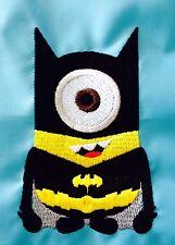 Personalised Batman Minion School/PE/Gym/Baby/Drawstring Bag