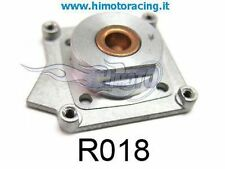 R018 ALLOGGIAMENTO POST. + BRONZINE MOTORE VERTEX.18 3cc VTX REAR HOUSING HIMOTO