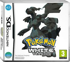 Pokemon - White Version, (Nintendo DS)  Brand NEW
